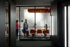 Shutterstock office, New York City