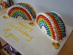 Birthday Cakes by Windy City Cakery