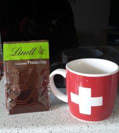 Lindt - Cioccolata Pistacchio