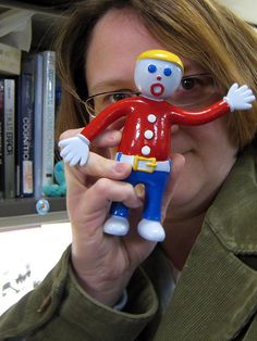 Oh No...Mr Bill - creative commons