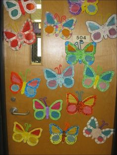 butterfly crafts for preschoolers 50