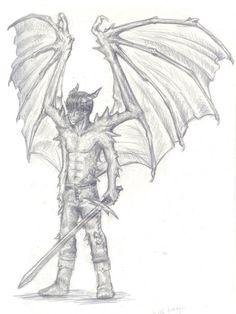 half dragon half human - Google Search