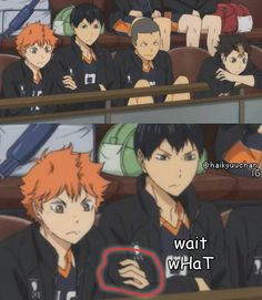Could possibly be Kageyama's other hand. BUT THAT DOESNT MATTER KAGEHINA 4 LIFE