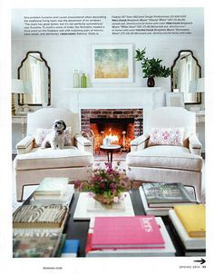 Abby is a creative and she often works from home. She wanted her living room to be entertaining-ready, but more importantly, a place where s...