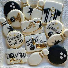 #polishededibles #customcookies #bowling #strikeupsomefun #strike #bowlingball