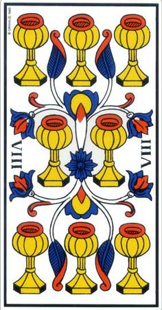 Eight of Cups - Marseille Tarot Carl Jung Archetypes, Brand Archetypes, Tarot Gratis Amor, Eight Of Cups, Tarot Significado, Hero's Journey, Oracle Cards, Reggio, Wands
