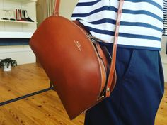 A.P.C. half moon bag #apc #apcbag #fukikaga #bullmarketcoltd