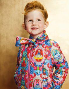 OILILY Children's Wear - Fall Winter 2011