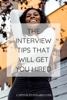 This incredible guide for interviews is perfect for any professional who is trying to upgrade their career or get started on their professional journey. These are helpful tips that will serve as a perfect guide for your interview. Job Interview Dress, Job Interview Outfits For Women, Interview Answers, Interview Advice, Job Interview Questions, Job Interview Tips, Career Advice, Business Professional Outfits, Professional Women