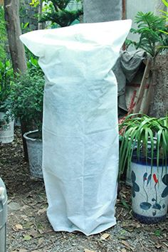 Plant Protecting Bag and Shrub Cover with 15oz Fabric for Frost Protection 108x96 >>> Want to know more, click on the image.(This is an Amazon affiliate link)