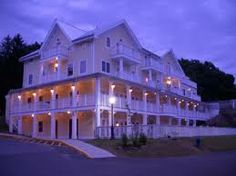 The Rhinecliff Inn-beautiful views of the Hudson at sunset and great food & music.