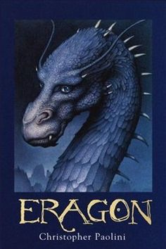 Eragon (The Inheritance Cycle #1) by Christopher Paolini http://www.bookscrolling.com/best-books-dragons/