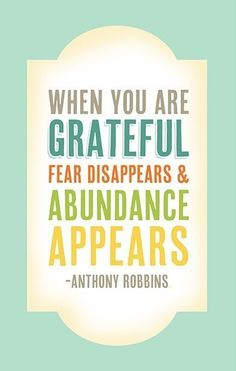 Where can you be grateful today? #gratitude #inspiration #youtimecoach www.youtimecoach.com