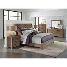 Universal Furniture Playlist Harmony Platform Customizable Bedroom ...