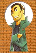 Keyhole Volume 77: Wataru Date