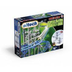 Eitech C500 - 80cm Zestaw Marble Run dla Dzieci 9+. 4,9m Trasy z Windą