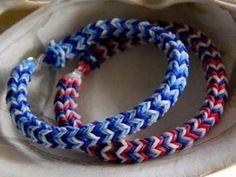 Rainbow Loom Nederlands Hexafish Armband