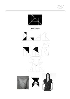 re-designing fashion greenlab 2010 'Another Frame' Zero Waste fashion
