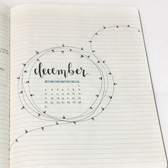Happy December! Here is my cover page and calendar for this month, I went super simple and minimalistic and I really am loving it! I used Sakura Pigma Micron pens and mildliners, in case you were wondering this was inspired by @kristahamelin 's December bullet journal video but I can't seem to find it anymore #journaling #bujo #bulletjournals #moleskine #sakurapigmamicron #mildliners #blue #studygram #artinspo #planwithme