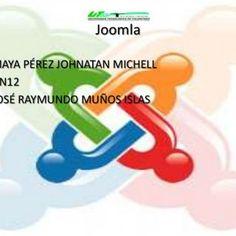 Joomla• MAYA PÉREZ JOHNATAN MICHELL• DN12• JOSÉ RAYMUNDO MUÑOS ISLAS   Joomla• Joomla! es un sistema de gestión de contenidos y un framework para aplicaci. http://slidehot.com/resources/dn12-u3-a29_mpjm.44236/