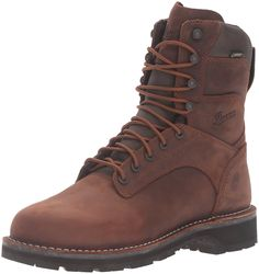 Danner Men's Workman 8' Work Boot * Startling review available here  : Boots for men