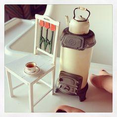 Miniature Moa Martinson chair | Flickr - Photo Sharing!