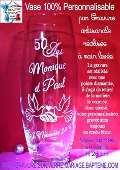 Personnalisé ME TO YOU Gravé Mariage Fille Hi Ball Verre Cadeau Demoiselle d/'honneur