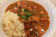 Gumbo - a bit of New Orleans, a bit of Recipe Crusader — Recipe Crusader