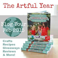The Artful Year Blog Tour 2015