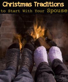 All of these Christmas Traditions sound so fun. Invest in your marriage and have fun with your spouse.