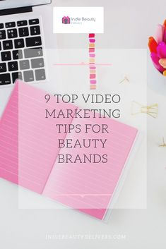 9 top video marketing tips to create great videos - Indie Beauty Delivers Top Videos, Great Videos, Business Branding, Business Tips, Social Media Marketing Business, Social Share Buttons, Maskcara Beauty, How To Gain Confidence, Business Inspiration