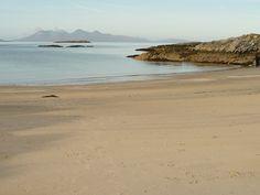 West Coast of Scotland in OCTOBER... nr Arisaig