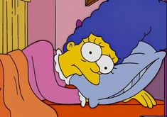 Find images and videos about sad, the simpsons and marge on We Heart It - the app to get lost in what you love. Cartoon Profile Pictures, Cartoon Pics, Cartoon Characters, Simpsons Meme, The Simpsons, Simpsons Quotes, Simpson Wave, Vintage Cartoon, Mood Pics