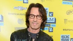 """Rick Springfield arrives at the screening of """"Sound City"""" during the 2013 SXSW Music, Film + Interactive Festival at the Paramount Theatre on March 13, 2013, in Austin, Texas."""