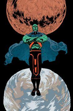 Martian Manhunter | Sid Kotian