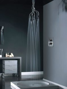 I Would NEVER get out of the shower!!!
