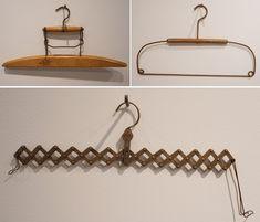 'Hangers addict exhibition' by Daniel Rozensztroch, at the Cibone 's Aoyama store.