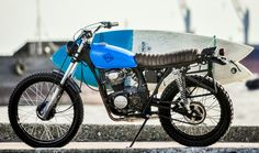Honda XL125K Enduro Tracker by Revolt Cycles