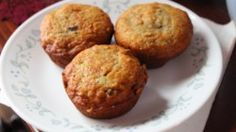 These delicious banana muffins are easy for kids to make.