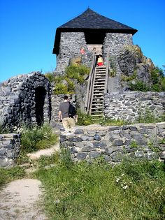 Itthon.hu | Salgó Vár Budapest Hungary, Homeland, Castles, Marvel, History, Architecture, Places, Nature, Beautiful