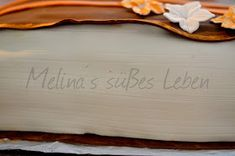 Melina's Rezeptearchiv: Herr der Ringe Buch Torte