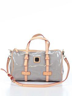 I love this handbag! Dooney & Bourke Satchel #wishlist #luxeforless
