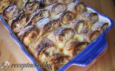 Bécsi túrós palacsinta recept fotóval