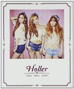 Holler Audio CD (September 30, 2014) Number of Discs: 1 Format: Import Label: Imports