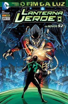 LIGA HQ - COMIC SHOP Lanterna Verde 52 #25 - Lanterna Verde - DC Comics PARA OS NOSSOS HERÓIS NÃO HÁ DISTÂNCIA!!!