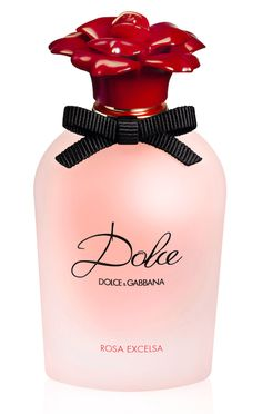 Built around the African Dog Rose, you can be assured that what's inside the bottle is as sweet and feminine as what's on the outside | Dolce & Gabbana Dolce Rosa Excelsa Eau de Parfum