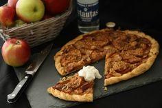 """Obuolių pyragas su """"Vytautu"""" - Beatos virtuvė  apple pie"""
