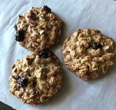 Outrageous Cranberry-Walnut Oatmeal Cookies are similar to the oatmeal cookies at Starbucks.