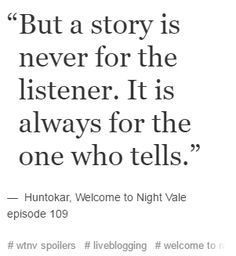 Welcome to Night Vale episode 109