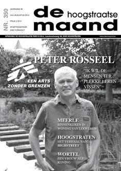 Juli/augustus 2014 - De Hoogstraatse Maand - http://www.demaand.be